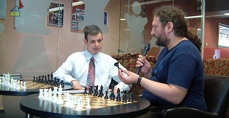 Studio 27 - David Navara - O umění šachu
