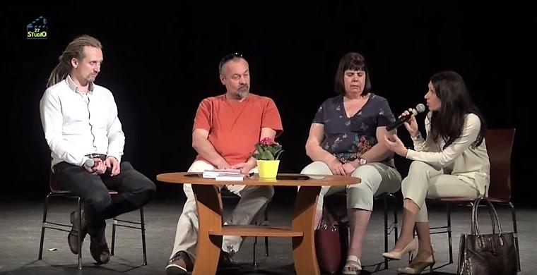 Studio 27 - Beseda o reformě psychiatrické péče - Festival Na hlavu
