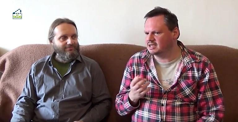 Studio 27 - Michal Kašpar - rozhovor o jeho vystoupení před poslanci