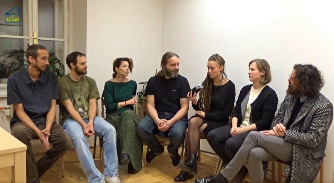 Studio 27 - Reakce účastníků na roční výcvik v Otevřeném dialogu