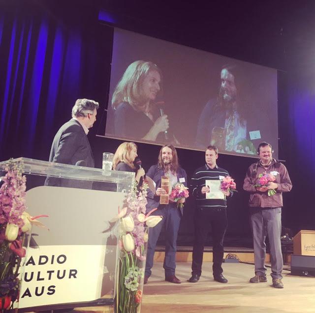 Vyhráli jsme cenu SozialMarie 2017! 1. místo!